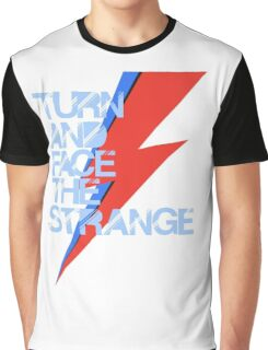 Ch-ch-ch-changes Graphic T-Shirt