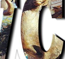 WCU Rams Sticker