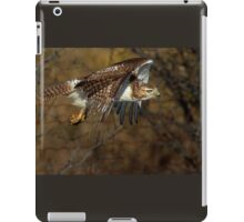 Red-tailed Hawk - Bullet iPad Case/Skin
