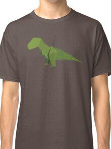 ORIGAMI DINOSAUR Classic T-Shirt