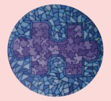 Puzzle Piece One Piece - Short Sleeve