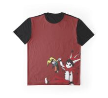 creepy clown Graphic T-Shirt