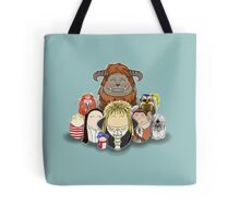 Labyrinth Nostalgia Tote Bag