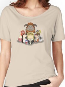 Labyrinth Nostalgia Women's Relaxed Fit T-Shirt