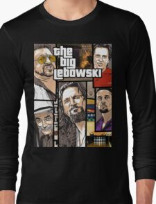 Big Long Sleeve T-Shirt