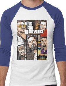 Big Men's Baseball ¾ T-Shirt