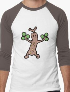 Sodowoodo Men's Baseball ¾ T-Shirt
