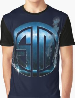 TSM Lightning Logo Graphic T-Shirt