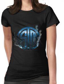 TSM Lightning Logo Womens Fitted T-Shirt