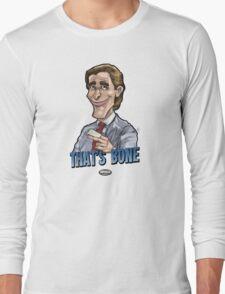 Patrick Bateman Long Sleeve T-Shirt