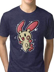 plusle Tri-blend T-Shirt