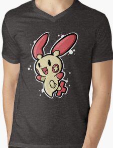 plusle Mens V-Neck T-Shirt