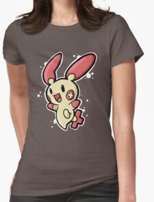 plusle Womens Fitted T-Shirt
