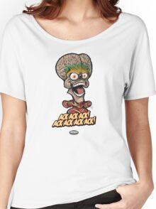 Martian Ambassador Women's Relaxed Fit T-Shirt