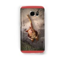 Australian Red Tree Kangaroo Samsung Galaxy Case/Skin