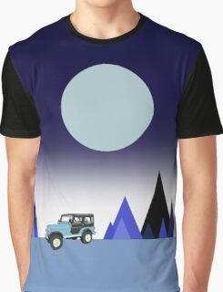 Stiles' Jeep Graphic T-Shirt