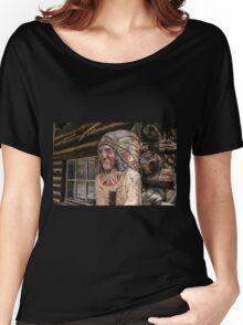 Cigar Store Women's Relaxed Fit T-Shirt
