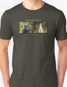 Australia  Feel the Magic T-Shirt