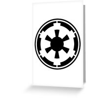 The Empire Greeting Card