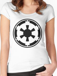 The Empire Women's Fitted Scoop T-Shirt