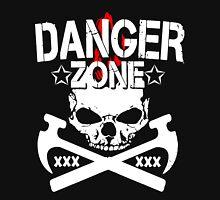 Danger Zone  Men's Baseball ¾ T-Shirt