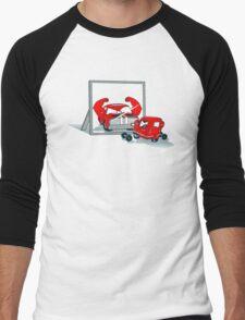 Muscle car Men's Baseball ¾ T-Shirt