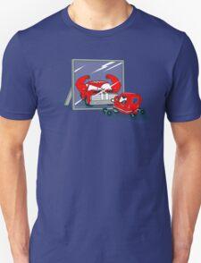 Muscle car Unisex T-Shirt
