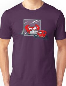 Muscle car Unisex T-Shirt