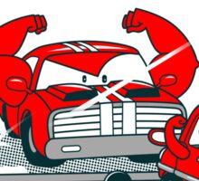 Muscle car Sticker