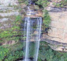Blue Mountains Waterfall - NSW, Australia Sticker