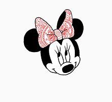 Mandala Minnie Mouse Unisex T-Shirt