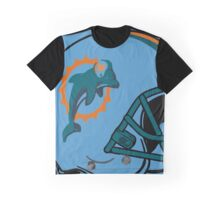 Miami Dolphins Graphic T-Shirt