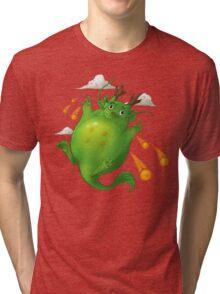 Dragon ball fun Tri-blend T-Shirt