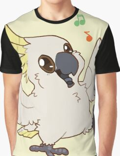 Groovin' Too Graphic T-Shirt