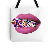 Kylie Jenner Lips Tote Bag