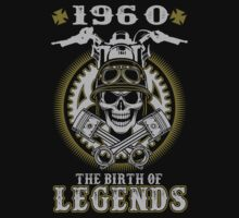 1960 - The birth of legends by shara1985