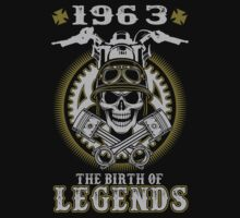 1963 - The birth of legends by shara1985