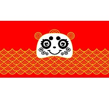 Sweet Daruma Photographic Print