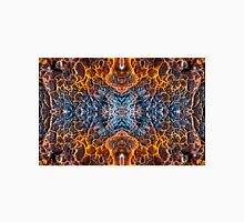 Volcanic Eruption Abstract Symmetry Unisex T-Shirt