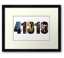 Kate Beckett 41319 Framed Print