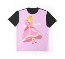 Smash Bros - Peach Graphic T-Shirt