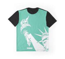 LADY LIBERTY Graphic T-Shirt