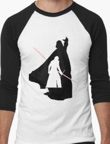 Darth Vader / Kylo Ren Men's Baseball ¾ T-Shirt