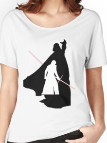Darth Vader / Kylo Ren Women's Relaxed Fit T-Shirt