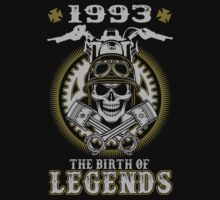 1993 - The birth of legends by shara1985