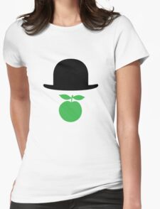 Rene Magritte Womens Fitted T-Shirt