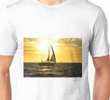 Sunset Cruise Unisex T-Shirt