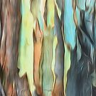 Abstract colours of the Bush by Chris Armytage™