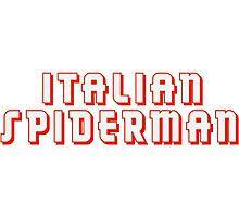 Italian Spiderman - ONE:Print Photographic Print
