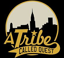 A Tribe Called Quest by Kutai-Kingdoom